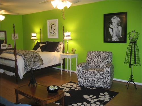 301 moved permanently for Bright green bedroom ideas